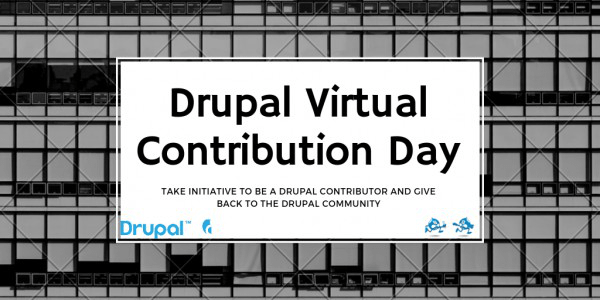 drupal virtual contribution hour