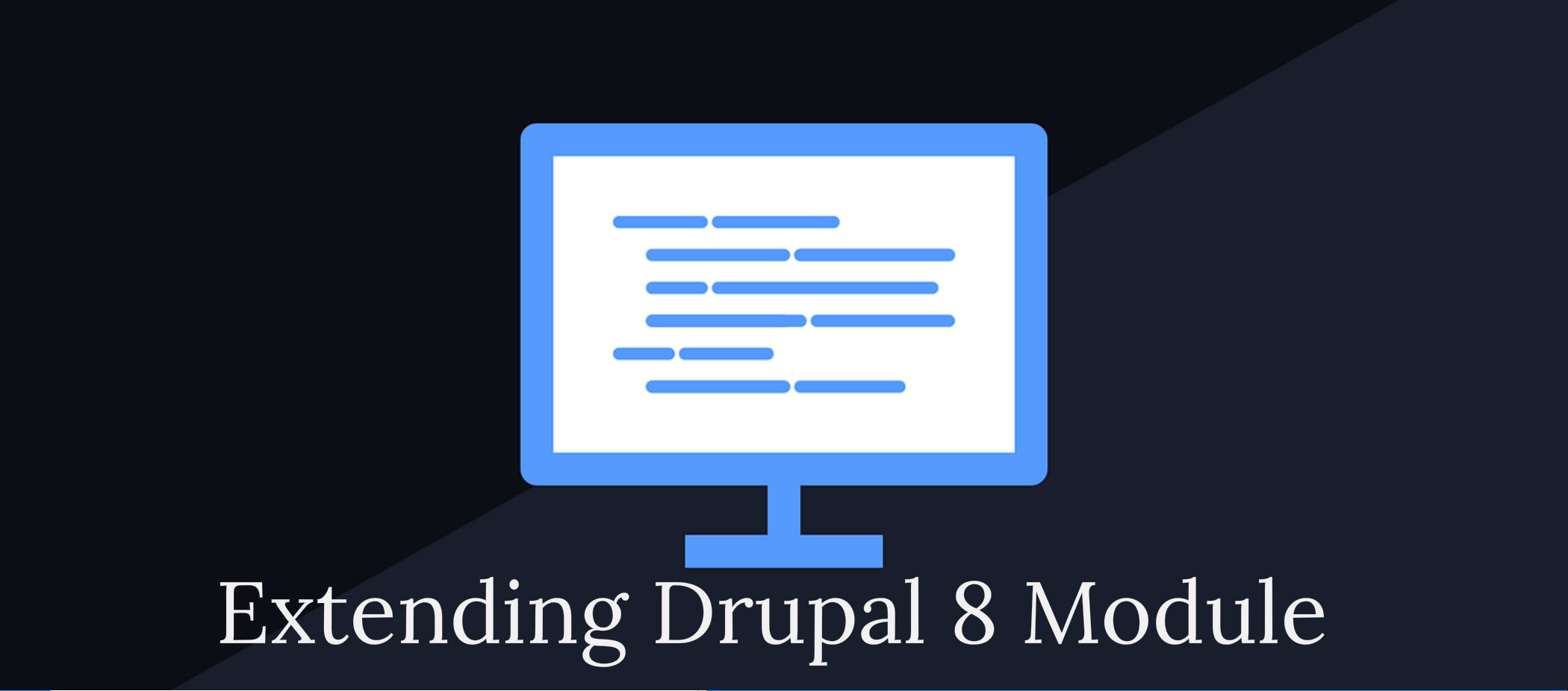 Drupal 8 - Extending module using Plugin Manager | Valuebound