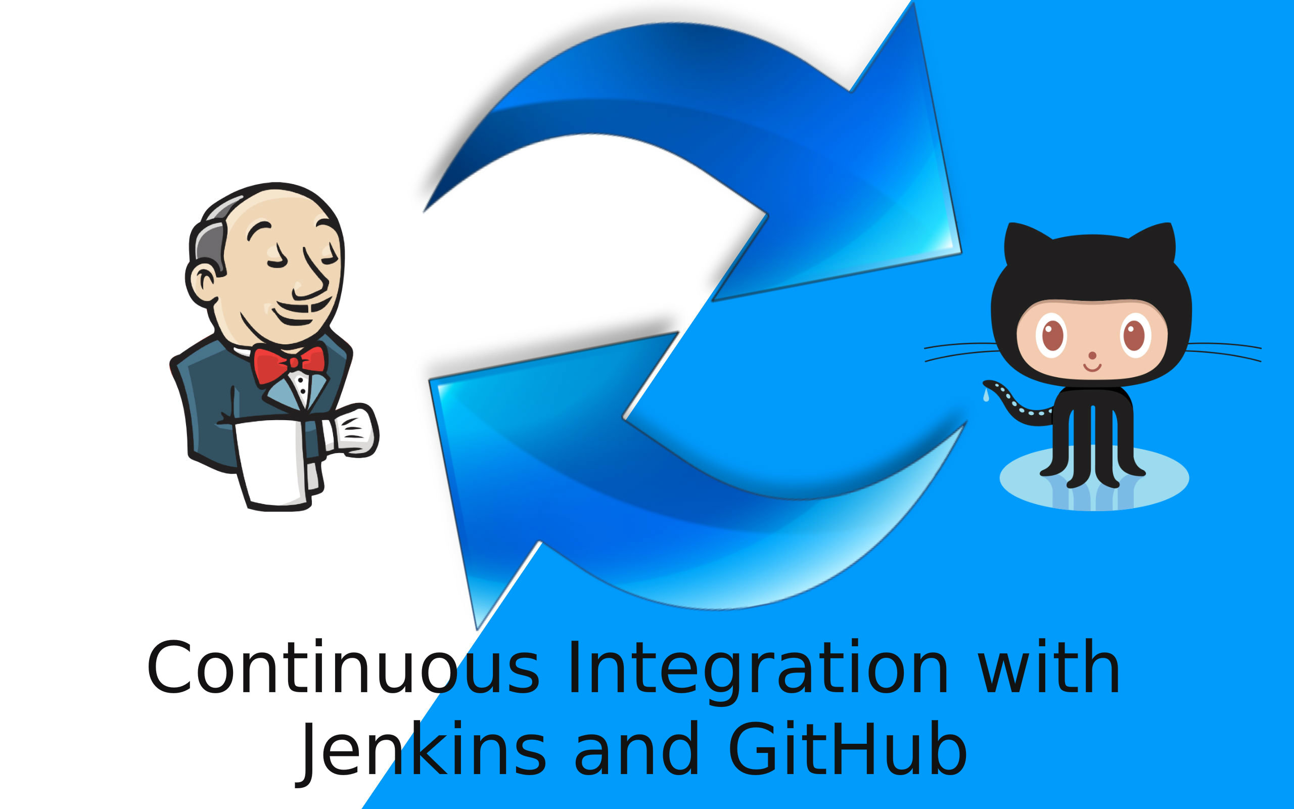 Continuous integration using Jenkins and GitHub to automate