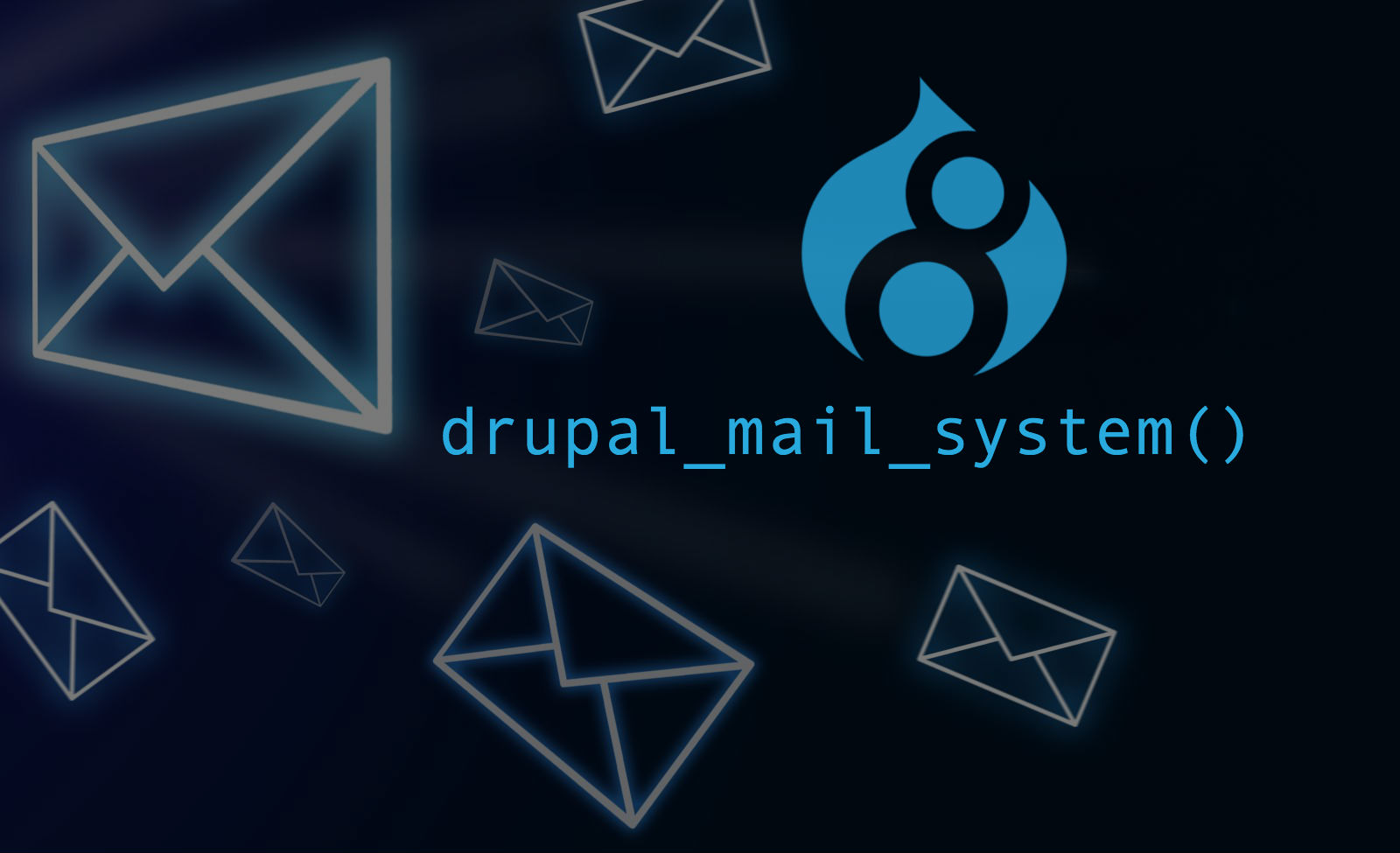 Mail System in Drupal 7 and 8