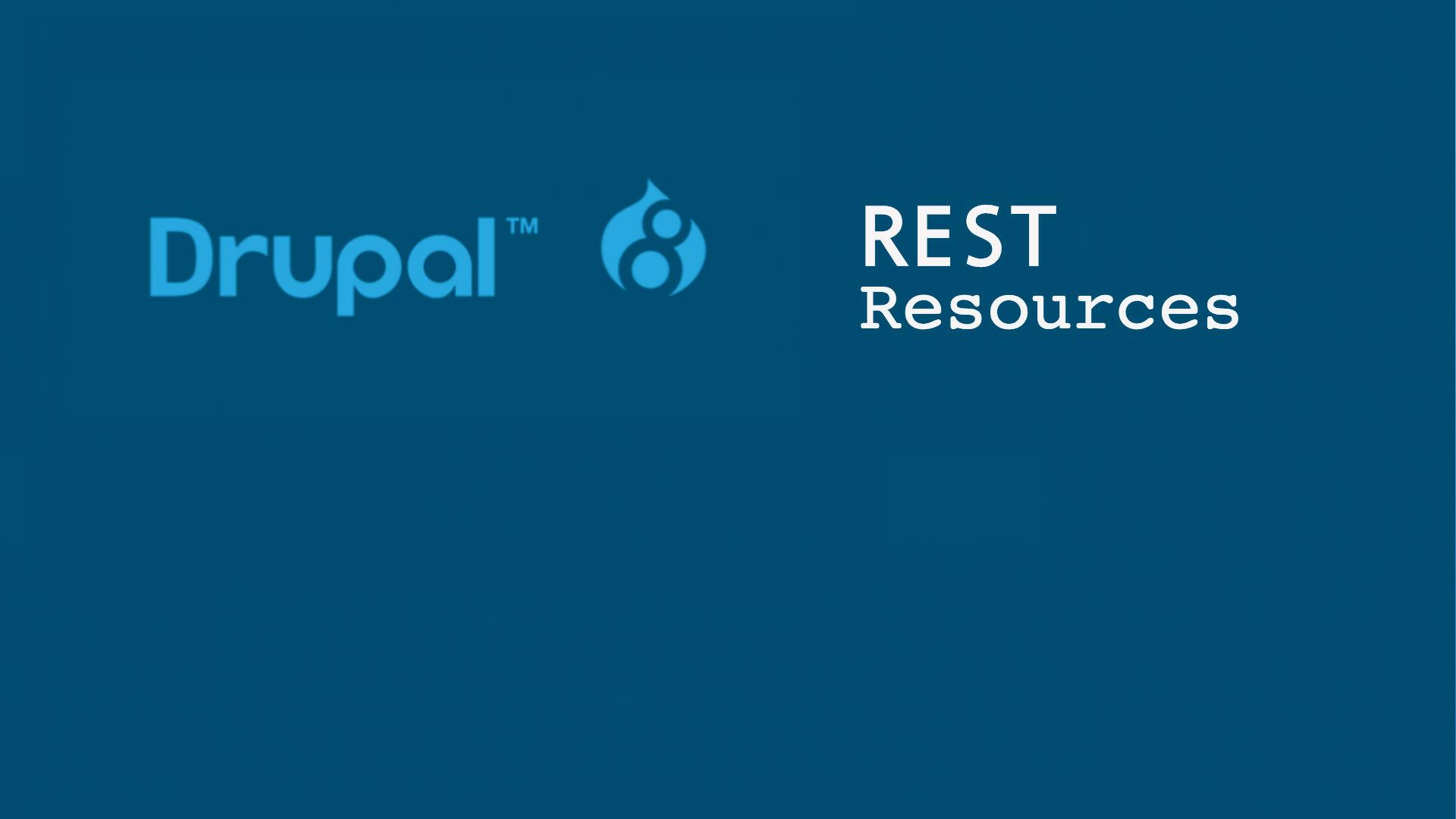 Create Rest Resource for GET Method in Drupal 8 | Valuebound