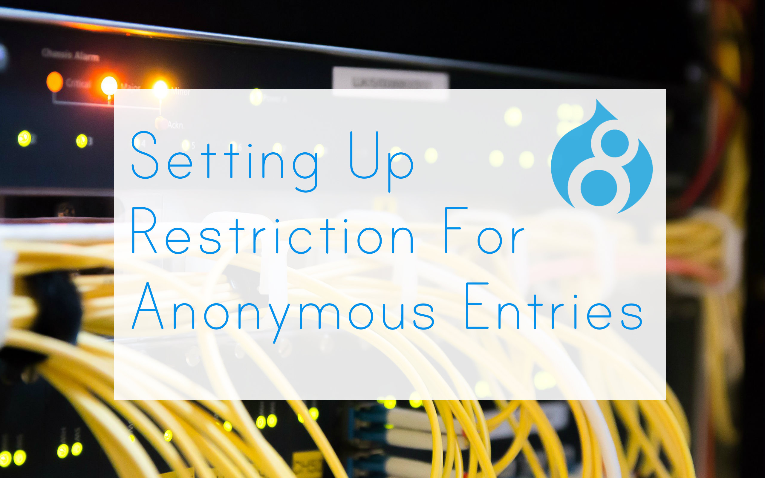 Restricting access on Drupal