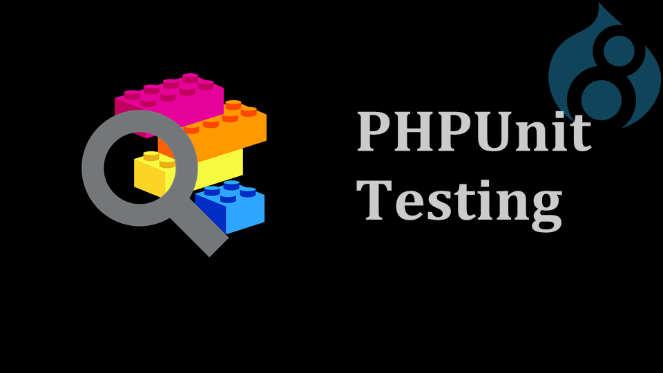 PHP Unit Test for Drupal 8